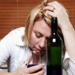 Kleintjie drink wine